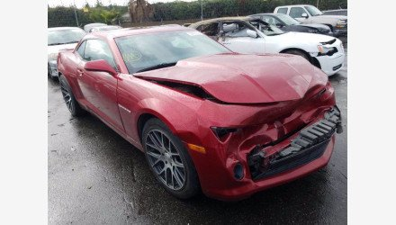2014 Chevrolet Camaro LT Coupe for sale 101468101