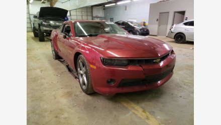 2014 Chevrolet Camaro LT Coupe for sale 101480247