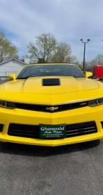 2014 Chevrolet Camaro for sale 101488813