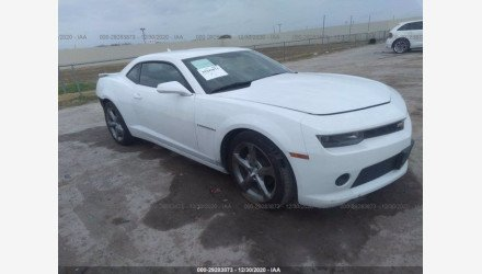 2014 Chevrolet Camaro LT Coupe for sale 101493545
