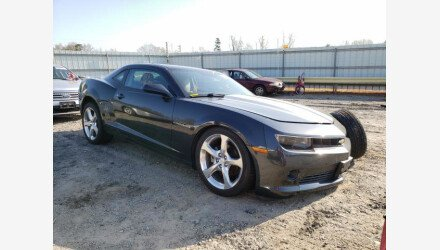 2014 Chevrolet Camaro LT Coupe for sale 101504675