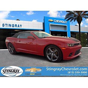 2014 Chevrolet Camaro SS for sale 101531934