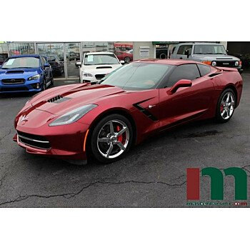 2014 Chevrolet Corvette Coupe for sale 101048456