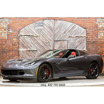 2014 Chevrolet Corvette Coupe for sale 101104487