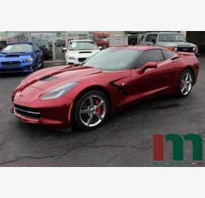 2014 Chevrolet Corvette Coupe for sale 101048456