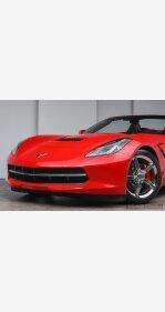 2014 Chevrolet Corvette Convertible for sale 101104084