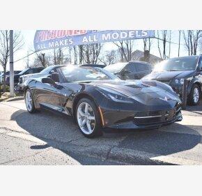 2014 Chevrolet Corvette Convertible for sale 101117096