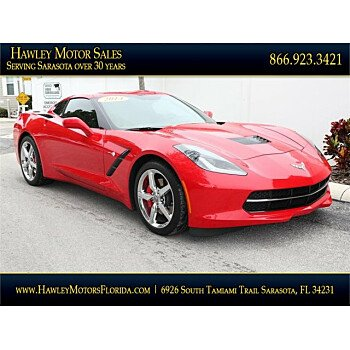 2014 Chevrolet Corvette Coupe for sale 101183556