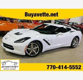 2014 Chevrolet Corvette Coupe for sale 101190056