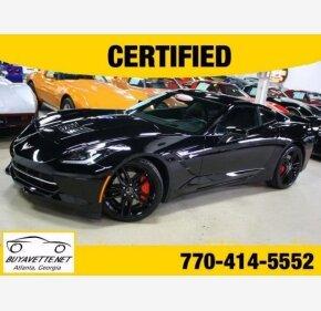 2014 Chevrolet Corvette Coupe for sale 101201870