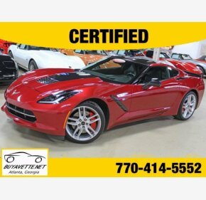 2014 Chevrolet Corvette Coupe for sale 101234106