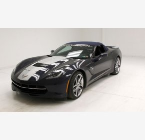 2014 Chevrolet Corvette Convertible for sale 101269545