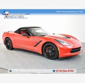 2014 Chevrolet Corvette Convertible for sale 101272860