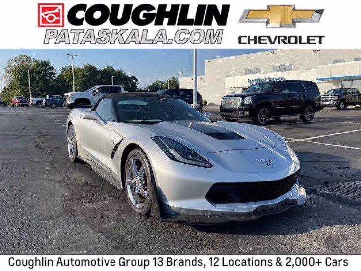 2014 Chevrolet Corvette for sale 101601494