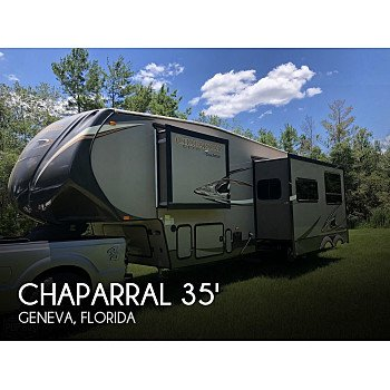 2014 Coachmen Chaparral for sale 300229991
