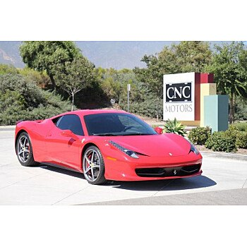 2014 Ferrari 458 Italia for sale 101345628