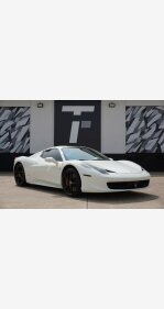 2014 Ferrari 458 Italia Spider for sale 101377627