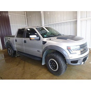 2014 Ford F150 4x4 Crew Cab SVT Raptor for sale 100982751