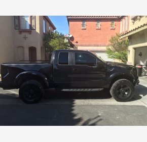 2014 Ford F150 4x4 SuperCab SVT Raptor for sale 100776941
