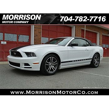 2014 Ford Mustang Convertible for sale 100974893