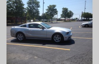 2014 Ford Mustang Convertible for sale 100768465