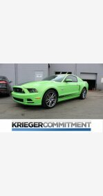 2014 Ford Mustang GT Coupe for sale 101122997