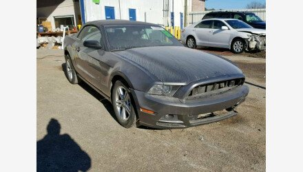 2014 Ford Mustang Convertible for sale 101127681