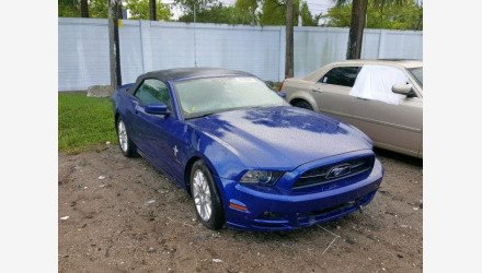 2014 Ford Mustang Convertible for sale 101190718