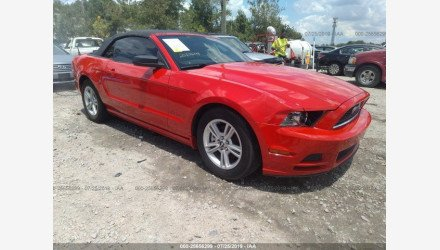2014 Ford Mustang Convertible for sale 101190862