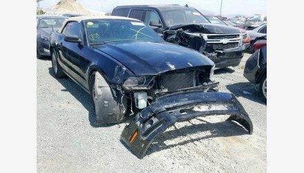 2014 Ford Mustang Convertible for sale 101192041