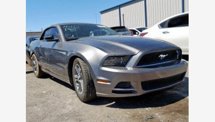 2014 Ford Mustang Convertible for sale 101192081