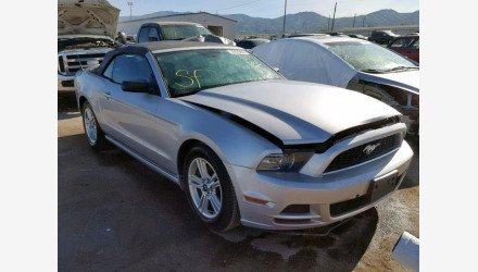 2014 Ford Mustang Convertible for sale 101192083