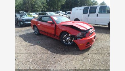 2014 Ford Mustang Convertible for sale 101192599