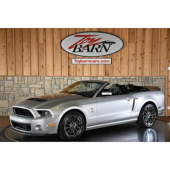 2014 Ford Mustang Shelby GT500 Convertible for sale 101219912