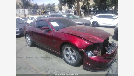 2014 Ford Mustang GT Coupe for sale 101224014
