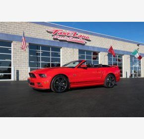 2014 Ford Mustang GT Convertible for sale 101239638