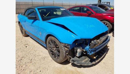 2014 Ford Mustang Convertible for sale 101329673