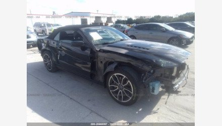 2014 Ford Mustang GT Convertible for sale 101408815