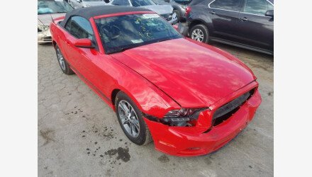 2014 Ford Mustang Convertible for sale 101413118