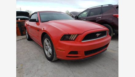 2014 Ford Mustang Convertible for sale 101436024