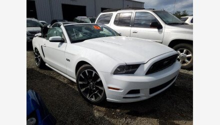 2014 Ford Mustang GT Convertible for sale 101440635