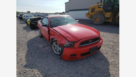 2014 Ford Mustang Convertible for sale 101461576