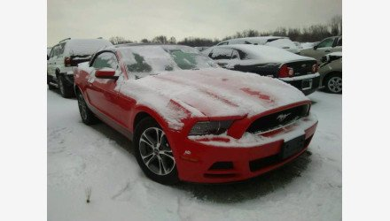 2014 Ford Mustang Convertible for sale 101461612