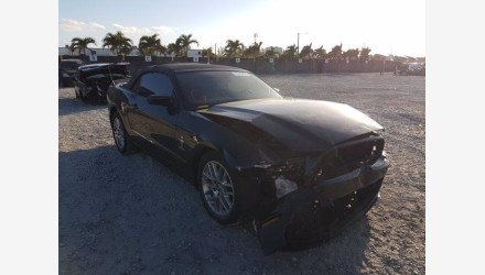 2014 Ford Mustang Convertible for sale 101465847