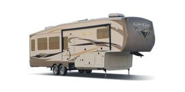 2014 Forest River Cedar Creek 34RLSA specifications