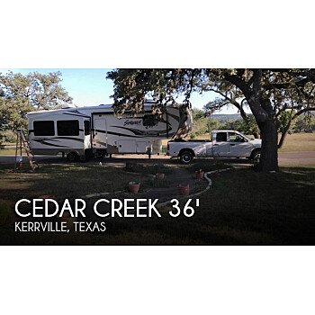 2014 Forest River Cedar Creek for sale 300182165