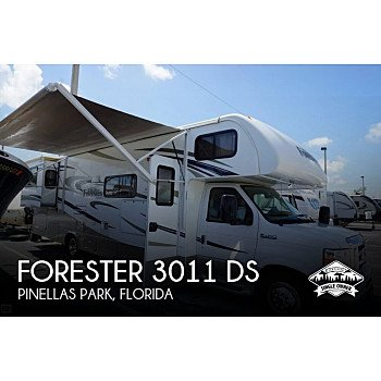2014 Forest River Forester for sale 300182005