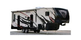 2014 Forest River Vengeance 376V specifications