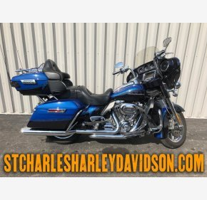 2014 Harley-Davidson CVO for sale 200803159