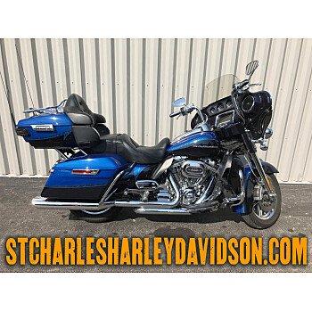 2014 Harley-Davidson CVO for sale 200803159